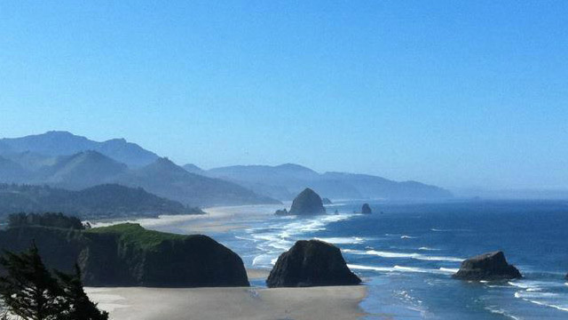 Soma Vitality on the Oregon Coast